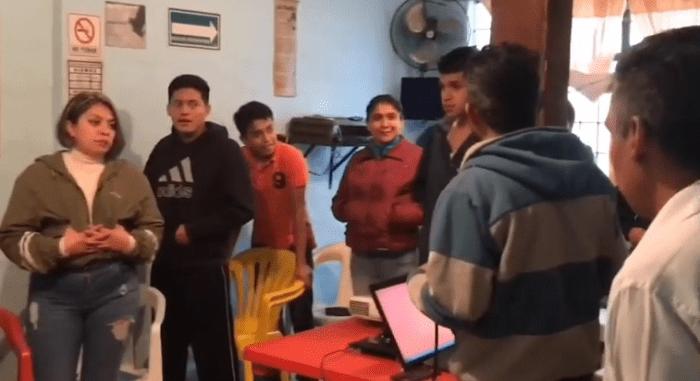 fotografía de un Centro de Rehabilitación Cristianos en Perú
