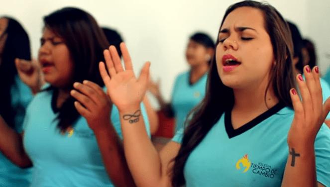 Momento de Espiritualidad Centro de Rehabilitación para Mujeres