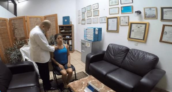 evaluación medica en centro de rehabilitación para drogadictos