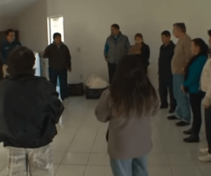 imagen de un centro cristiano de rehabilitación en Uruguay