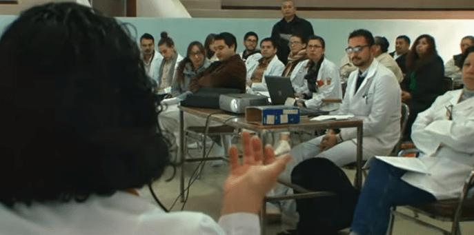 personal medico de centros de rehabilitación